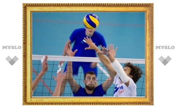 Российские волейболисты обыграли Германию на Олимпиаде