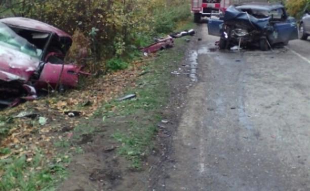 В Донском в аварии пострадали три человека