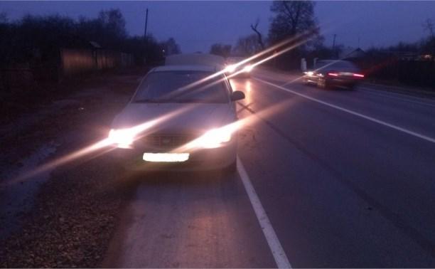 В ДТП на трассе Тула-Новомосковск пострадала женщина-пешеход