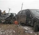 В Ленинском районе столкнулись внедорожник и ВАЗ-2115