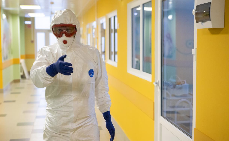 В Тульской области за сутки 30 случаев коронавируса