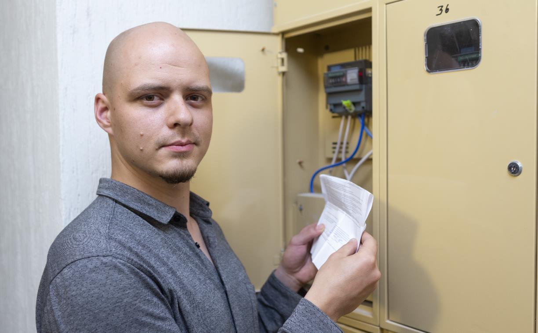 Тулякам заменят счетчики электричества на «умные»