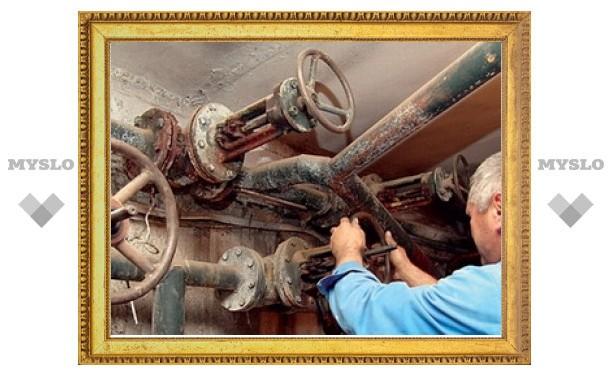 Отопление в Тульских домах отключат в конце апреля