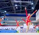 Клуб эстетической гимнастики «Роксэт» покорил Белоруссию