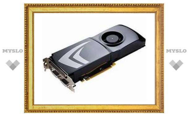 Nvidia сделает мобильную графику 55-нанометровой