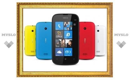 Nokia представила самую недорогую Lumia