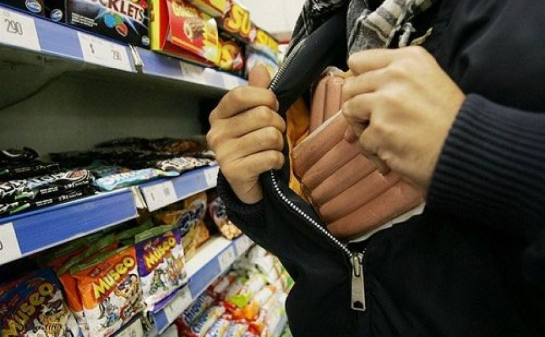 Тульские полицейские за сутки раскрыли три кражи из супермаркетов