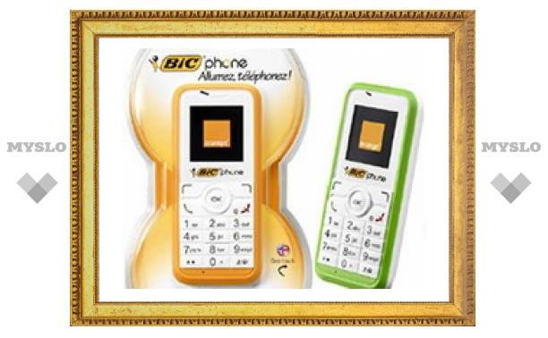 Bic Phone - телефон с полным зарядом
