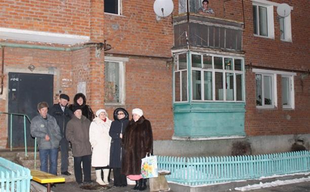 Жителям Хомяково пришлось в страхе покинуть свои квартиры