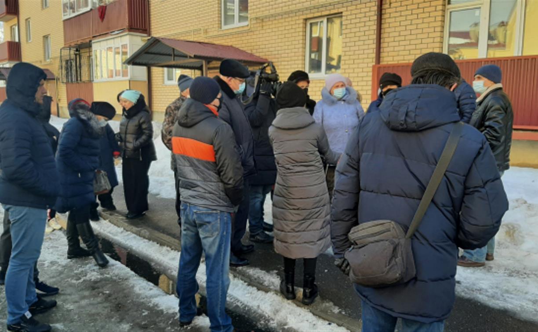 «ТНС энерго Тула» произведет перерасчет платы за электроэнергию жителям деревни Варваровка в Туле