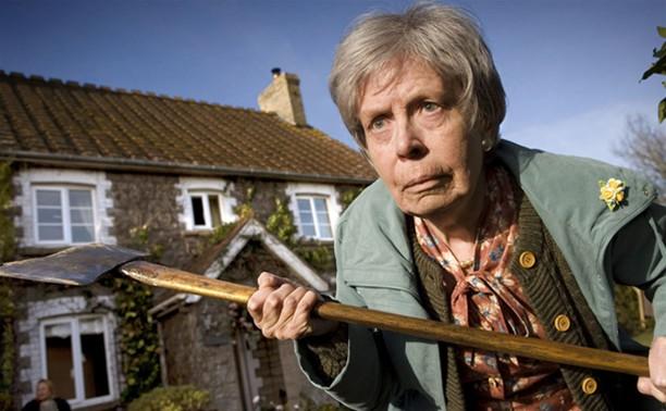 Пенсионерка подозревается в убийстве зятя