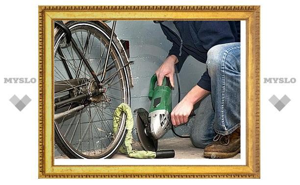 Под Тулой рецидивист украл у девочки велосипед
