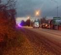 На трассе М-2 «Крым» мотоциклист насмерть сбил женщину