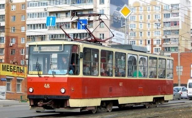 Два тульских трамвая временно изменят схемы движения