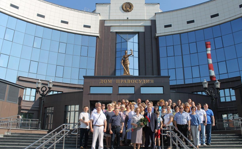 Тульские судьи побывали в гостях у белорусских коллег