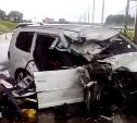 В Ясногорском районе в аварии пострадали люди