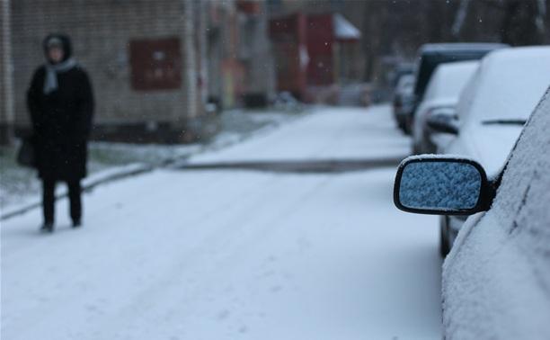 Городские службы к снегопаду оказались готовы