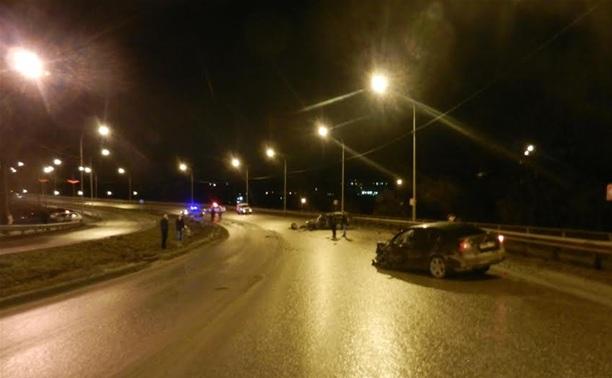 По вине пьяного водителя серьезно пострадали три человека