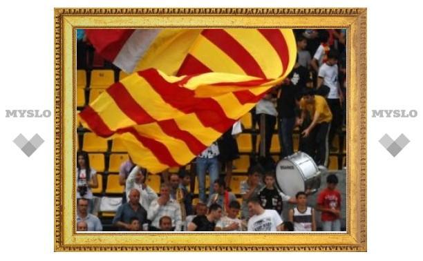 """УЕФА запретил """"Алании"""" проводить матчи еврокубков во Владикавказе"""