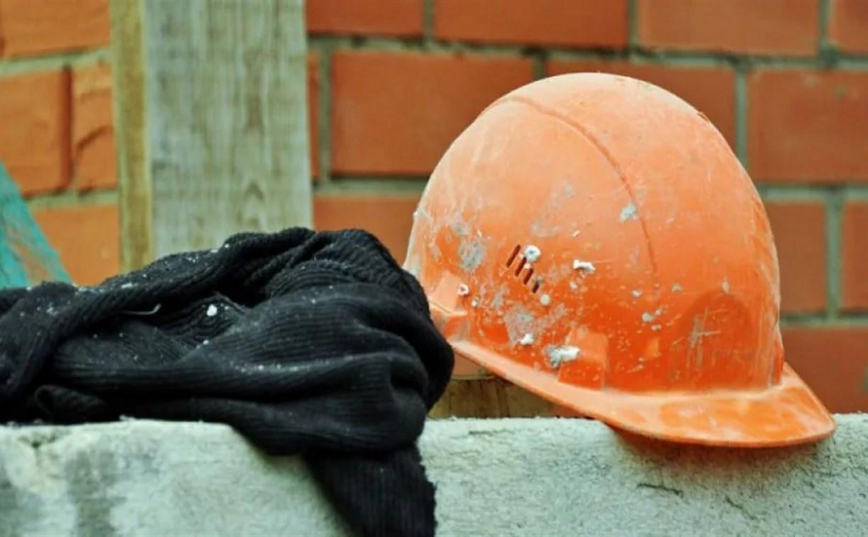 В Туле на стройке жилого комплекса погиб мужчина