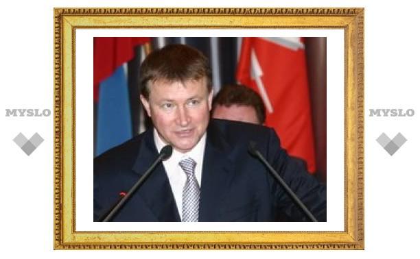 Вячеслав Дудка поблагодарил сотрудников службы безопасности