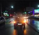 В Туле на Ложевой водитель «Киа Рио» сбил двух пешеходов