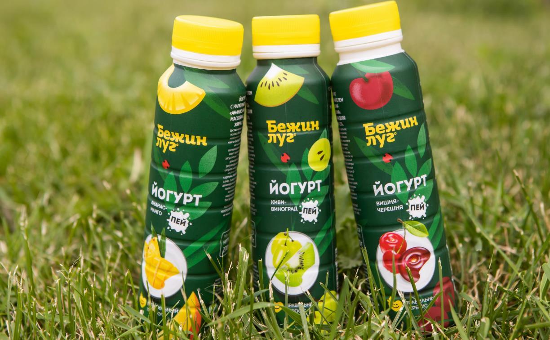 Новые йогурты «Бежин луг»: возьми лето с собой!