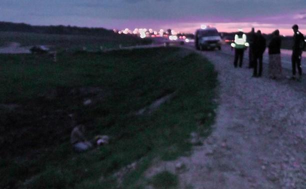 Под Тулой водитель «Киа» насмерть сбил 70-летнюю женщину