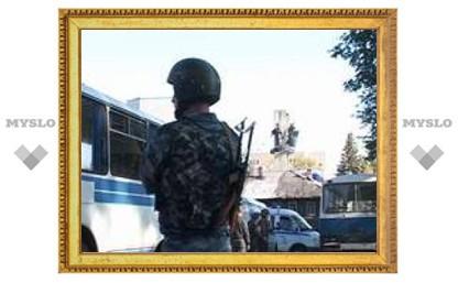 Спецназ обезвредил террористов, захвативших тульский драмтеатр