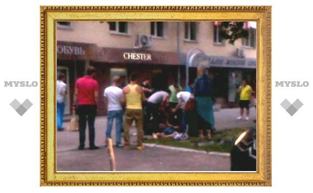 В Туле скончался избитый бойцом СОБРа возле коктейль-холла «Место»