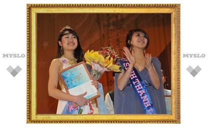 В ТулГУ выбрали самую красивую вьетнамскую студентку
