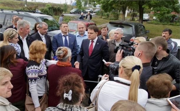 Владимир Груздев предложил страховать работы по «Народному бюджету»