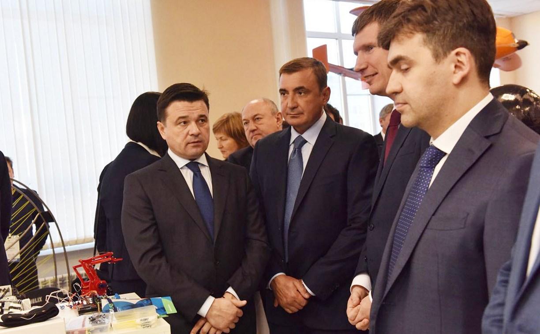 Алексей Дюмин принял участие в конференции АСИ в Санкт-Петербурге