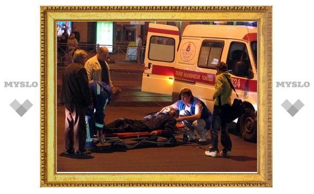 В Тульской области пьяный на машине сбил подростка и скрылся