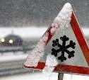 Погода в Туле 27 октября: снег, ветер и гололёд
