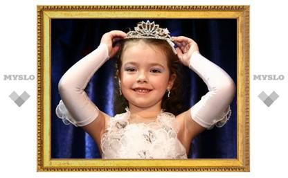 В Туле выбрали юную Принцессу!