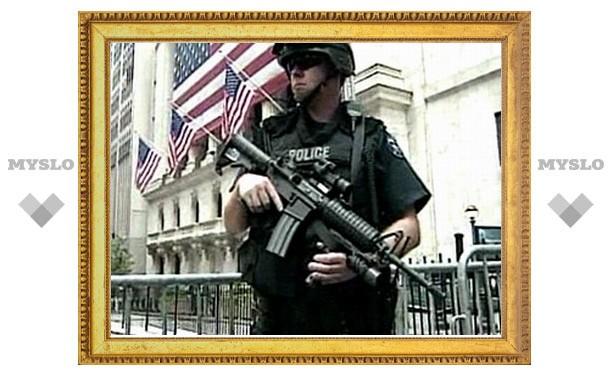 Нью-Йорк переведен на режим усиленной безопасности