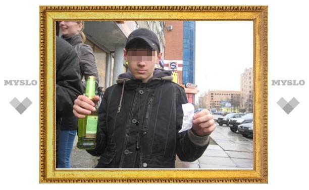 В Туле возбуждено уголовное дело против продавца-рецидивиста