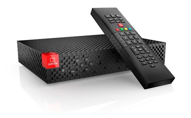 «Дом.ru» запускает новую ТВ-приставку