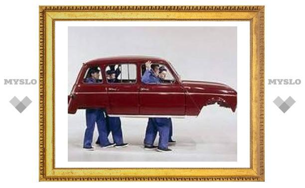 Renault наймет тысячу инженеров для разработки дешевой машины