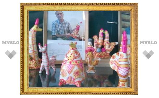 В Туле открывается выставка кукол