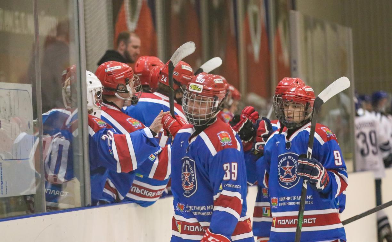 Хоккеисты «Академии Михайлова» выступят на первенстве России