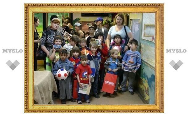 «Слобода» подарила детям праздник