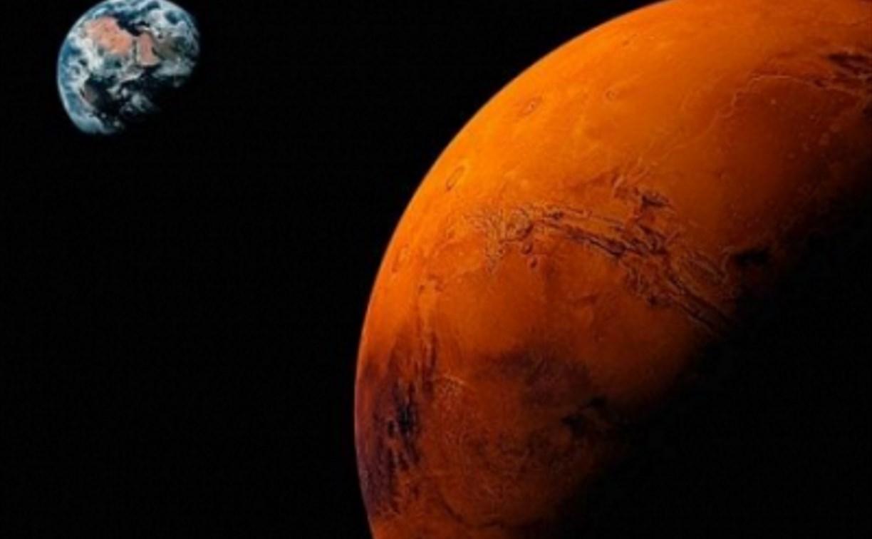 31 июля Марс рекордно приблизится к Земле