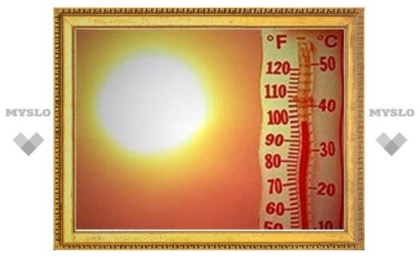 Тулу ожидает 30-градусная жара