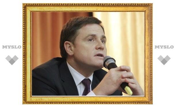 """Владимир Груздев: """"Белеву нужен перспективный план развития"""""""