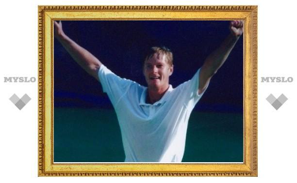 Евгений Кафельников выиграл чемпионат России по гольфу