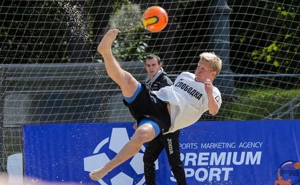 Туляки выиграли Кубок России по пляжному футболу среди любителей