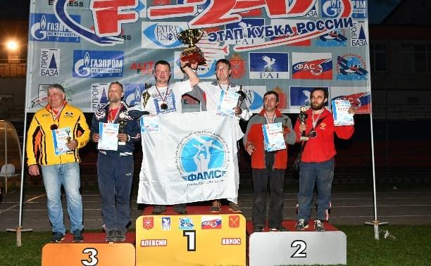 Спортсмены Федерации авиамодельного спорта Тульской области вернулись с золотыми медалями