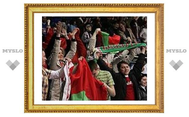Белоруссия вступила в борьбу за чемпионат мира по хоккею